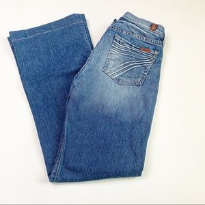 7 for all Mankind Dojo jeans size 26